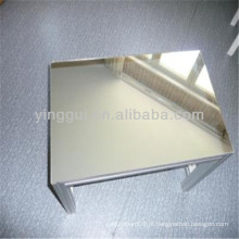 Perfil de liga de alumínio 7010