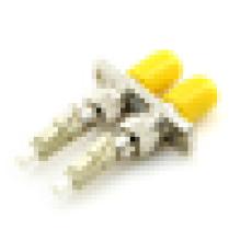 Adaptador de Duplex Singlemode ST para fêmea LC
