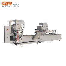 High Precision Cnc Double Head Miter Aluminum Cutting Saw Machine