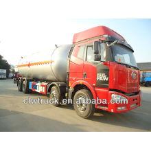 FAW 8 * 4 34,500L lpg автоцистерна, продажа грузовиков lpg