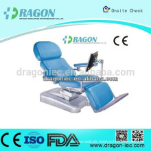 DW-BC005 Electric hospital blood donation chair with high quality