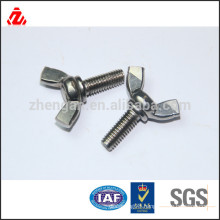 M4 M6 stainless steel butterfly bolt