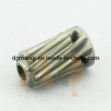 Präzisions-Aluminium-Drehteile Hersteller (MQ642)