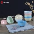 Керамическая миска для керамики с керамической чашей,