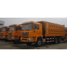 Stock Shacman camion benne 6x4 300hp