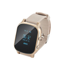 Intelligent Watch GPS Tracker For Kids SOS Alarm