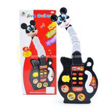 Jive Guitar Mouse brinquedo instrumento musical