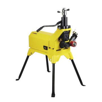 """Groover hidráulico elétrico do rolo de YG12E, 2 """"- máquina elétrica do groover da tubulação de 12"""""""