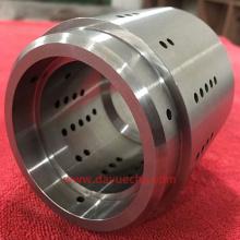 Gaiola de bola de carboneto de tungstênio de precisão e luva de válvula