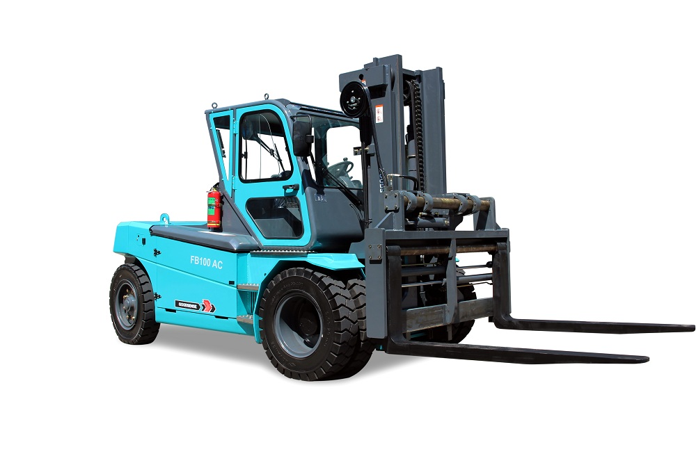 Forklift With Germany Schabmueller Motor