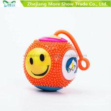 Light-up Parpadear Sonando Spiky Puffer Masajear Yo-Yo Ball Toys