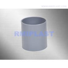 Accesorios de tubería de acoplamiento de PVC PN10
