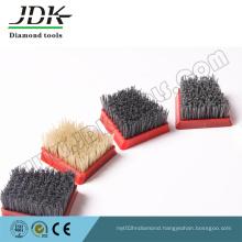 Diamond Round Abrasive Brush for Stone Processing