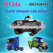 Boyard R134a 12v dc rotary compressor Auto ac compressor for truck sleeper air conditioner