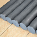Обработка нестандартного графитового стержня из углеродного стержня