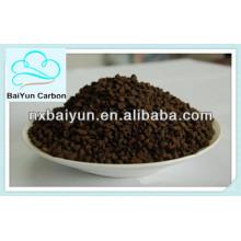 arena de dióxido de manganeso para el tratamiento del agua