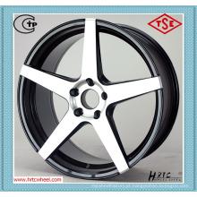 Mais recente design competitivo preço competitivo carro liga rodas 18 polegadas 5X120