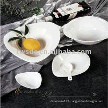 porcelain bowl, white stone ware soup bowl, ceramic bowl