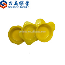 2018 Custom Plastic Hot Runner Precision Injection Mould Plate With PP , ABS , PE and kinds of plastic injection