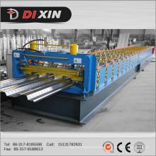 Dixin Floor Decking Sheet Roll Forming Machine