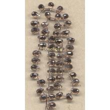 Loose Gemstone Smoky Quartz Beads