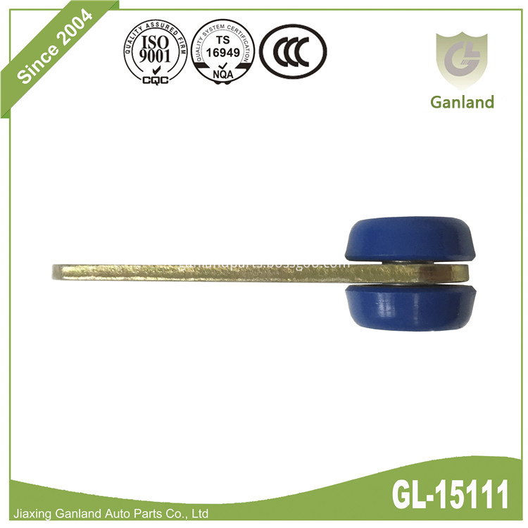 Steel Curtain Track Roller GL-15111