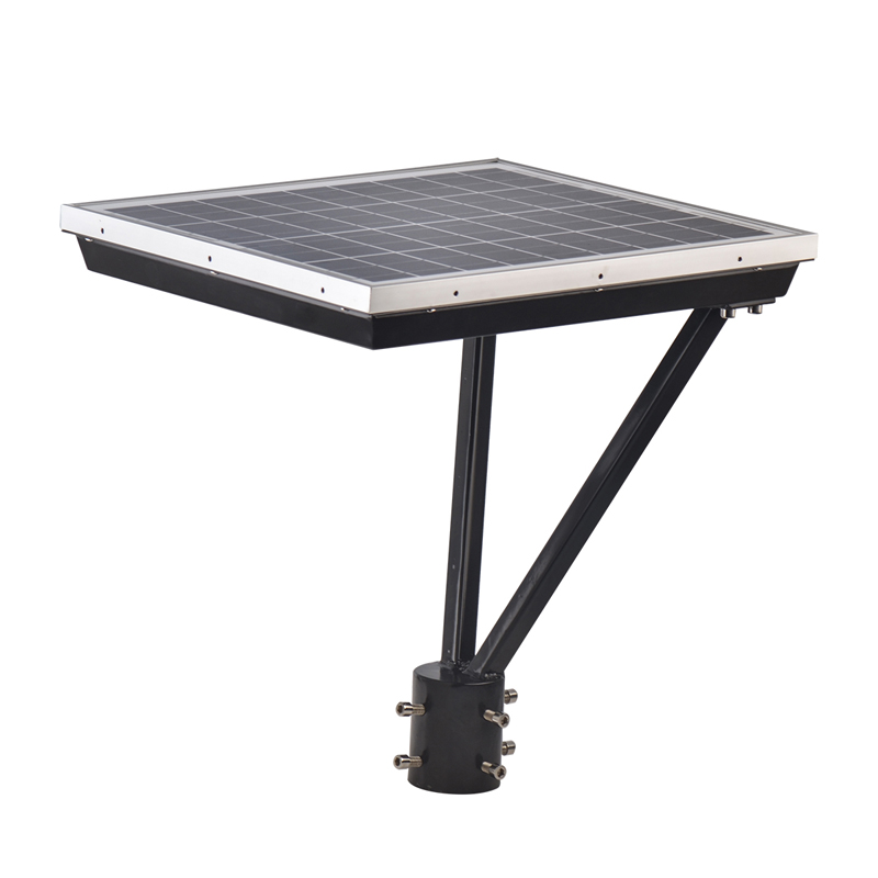 25W Solar Post Top Lights 3750lm-4