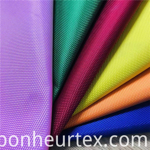 100 Polyester Plain Oxford High Strength Fabric06