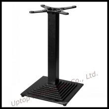 Черный Чугун стол база обеденный стол (СП-MTL135)