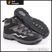 Outdoor Hiking Shoes with PVC Sole (SN5242)