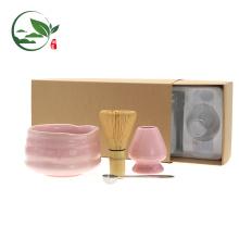 Bambu Japonês Matcha Whisk, Matcha Whisk Chasen Conjuntos De Chá