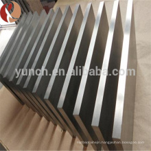 ASTM B386 high purity pure molybdenum sheet
