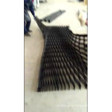 Textured perforated HDPE geocell plastic geocell/geoweb price