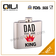 wholesale stainless steel hip flask