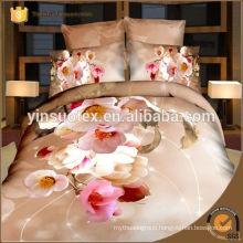 3d duvet cover set / 3d bedding sets / 3d bedding sets with flower printing