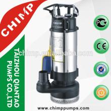 Serie V bombas sumergibles de agua 1.0hp con interruptor de flotador SPA6-28 / 2-1.1A