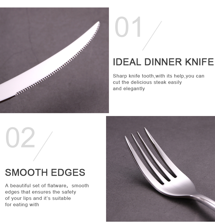 Wedding Cutlery Set