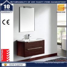 Top Sale Melamine Storage Bathroom Vanity for South American Area