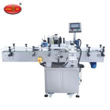Linear Hot Melt Glue automatic sticker flat round square bottles neck Labeling Machine