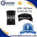 BPW 180 New Brake Shoe 05.091.46.17.0