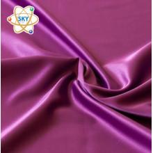 96% Polyester 4% Spandex Stretch Satin Fabric