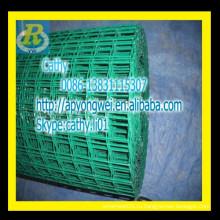 Все виды сварки проволочной сетки / оцинкованной сварной сетки железной проволоки и ПВХ покрытием сварной сетки (завод)