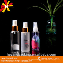 frosted bottle for cosmetic water packaging