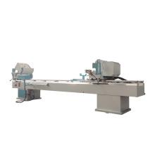 High Precision PVC UPVC Profile Window Door Double Mitre Cutting Saw Machine