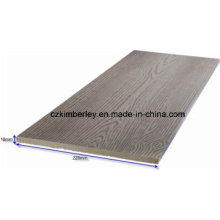 Environmental-Protecting Wooden Plastic Composite WPC Wallboard