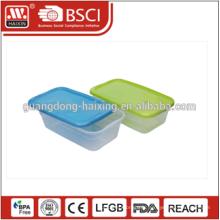 boîte de poudre de savon en plastique
