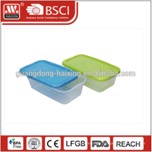 plastic soap powder box
