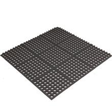 Interlocking Anti-Fatigue Rubber Made Comfort Interlocking Kitchen Mat