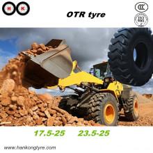 Neumático OTR, neumático industrial, neumático radial