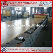 Máquina de madera del tablero de WPC / máquina de la puerta de WPC / máquina del perfil de WPC / máquina de WPC